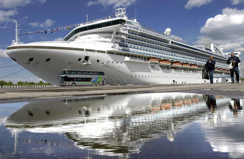 21 People Onboard Grand Princess Cruise Ship Test Positive For Coronavirus