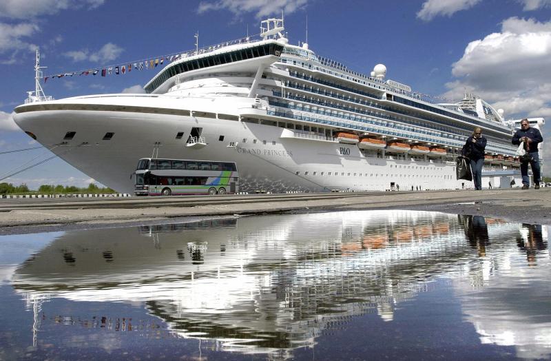 21 People Onboard Grand Princess Cruise Ship Test Positive For Coronavirus