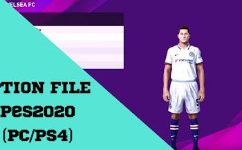 Option File   EPL   La Liga   Skybet   PES2020   PS4
