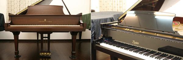 各大廠牌二手平台鋼琴~多元的選擇、合理的價格就在高雄世國琴行。