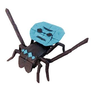 peacock-spider-origami