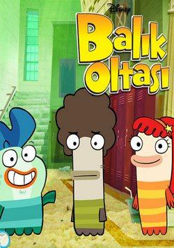 Balık Oltası 1. Sezon 22. Bölüm İzle - Küçük Günışığı Balığı Çizgi Film Türkçe İzle