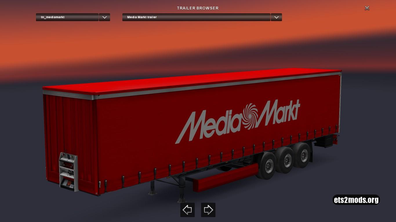 Trailer Media Markt