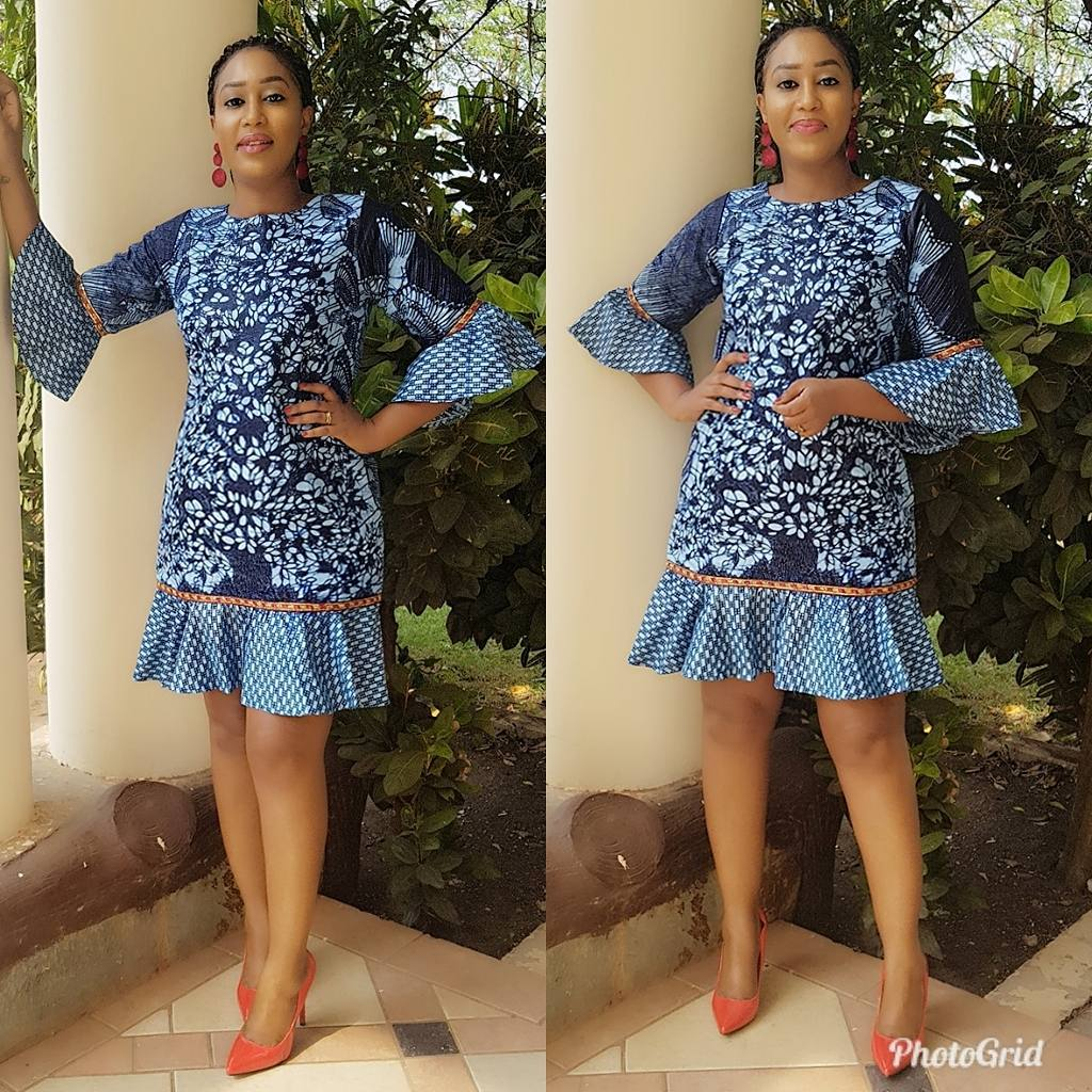 Ankara Style 2018: Latest and Modern Gowns, Tops, Dresses