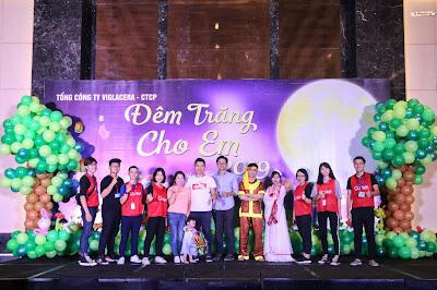 Tổ chức trung thu trọn gói tại Hà Nội