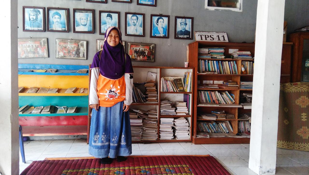 Antara Ayunda, Budaya Literasi dan Novel Pertamanya 4