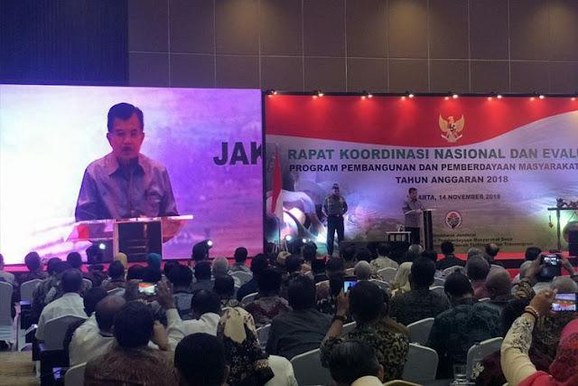 Jusuf Kalla Beberkan Satu Dari 5 Fakta Perubahan Tes SKD CPNS 2018 Menjadi Sistem Perangkingan | JabarPost Media