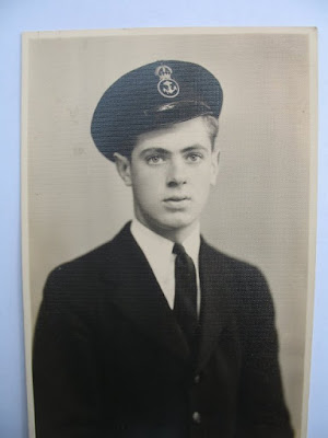 Cliff Turner - pictured - now 91 and living in New Zealand, continues his memories of growing up in Brigg. It's now early in the Second World War and he has left Brigg Grammar School to undergo training with the Navy... Follow his story on Nigel Fisher's Brigg Blog