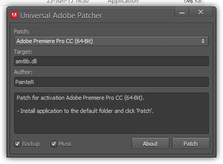 install adobe premiere pro cc 2017