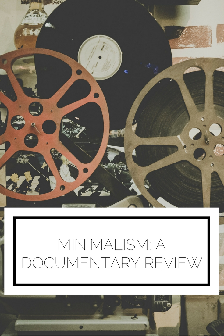 Click to read now or pin to save for later! Is the new documentary out on Netflix from the Minimalists worth your time? Read this review to find out