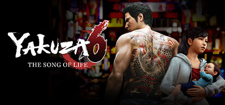 Yakuza 6 The Song of Life-CODEX