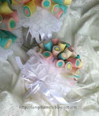 Bouquet de Marshmallow