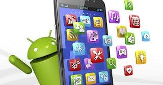 Cara Menghapus App Market realme