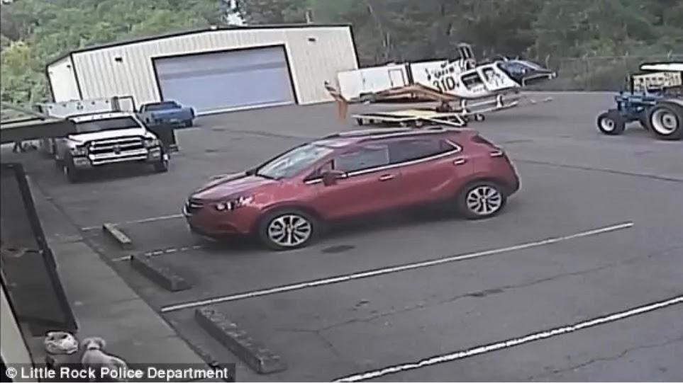 Tρομακτικό ατύχημα – Ελικόπτερο γίνεται σμπαράλια δευτερόλεπτα μετά την απογείωσή του – Βίντεο