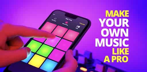 Drum Pad Machine – Beat Maker Mod Apk [Fully Unlocked]