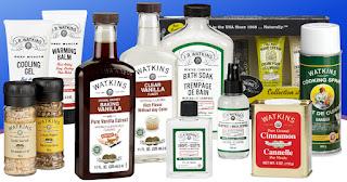 j.r watkins products