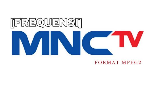 Frekuensi MNC TV Format Mpeg2