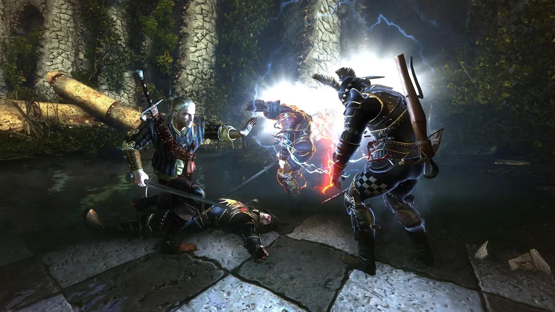 The Witcher 2 on Autumun Sale Steam 2020