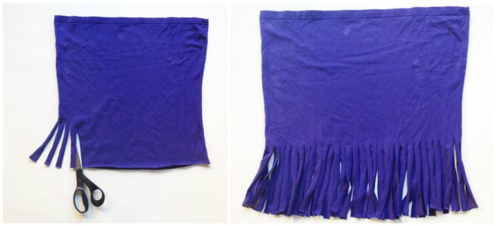 2 ideas bonitas para reciclar la ropa que tenemos en casa - Ropa para casa ...