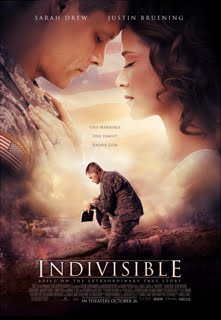 """Indivisible"" in theaters October 26 #giveaway"