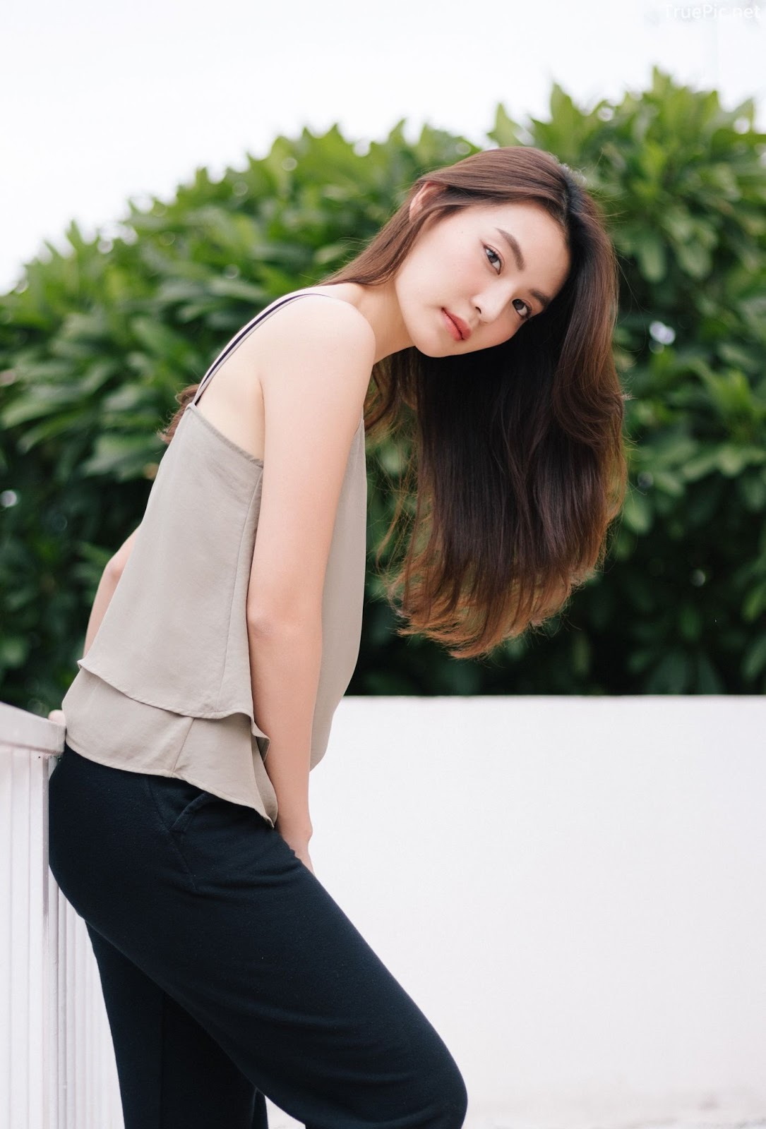 Beauty Thailand Kapook Phatchara so attractive with photo album Bloom with grace - Picture 10