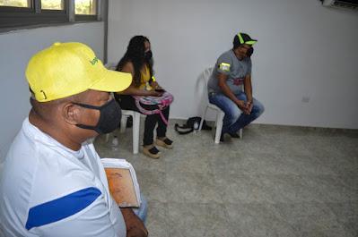 https://www.notasrosas.com/Programa de Reconversión Laboral de Pimpineros, se fortalece en Maicao