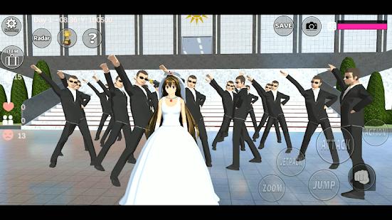 Descargar SAKURA School Simulator MOD APK 1.036.07 (Dinero ilimitado, Todo Desbloqueado) Gratis para Android 2