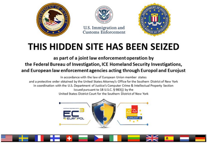 FBI Seize Silk Road 2.0 Servers; Admin Arrested