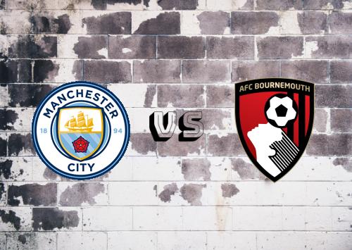 Manchester City vs AFC Bournemouth  Resumen y Partido Completo