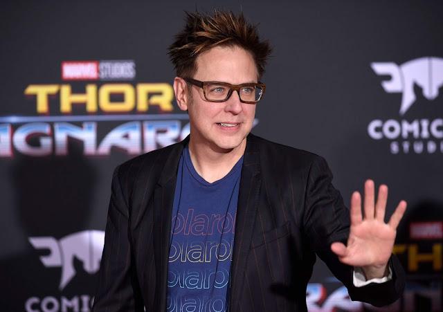 """Disney reintegra James Gunn na direção de """"Guardiões da Galáxia 3"""""""