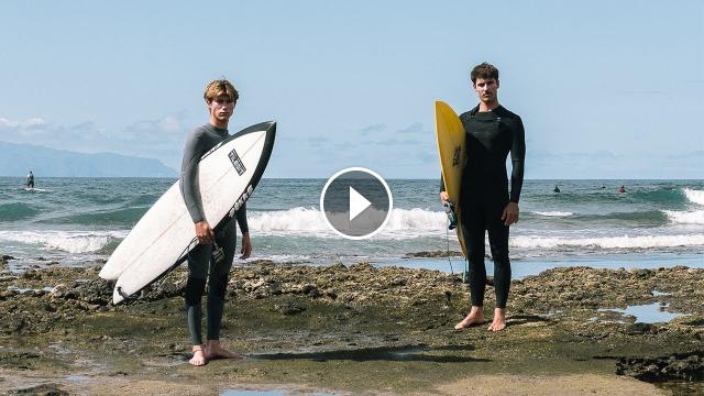 CHARLA DE LA CREATIVIDAD EN EL SURFING 🌈🌊 ¡¡Nuestra opinión Y SURFING con TWINFIN