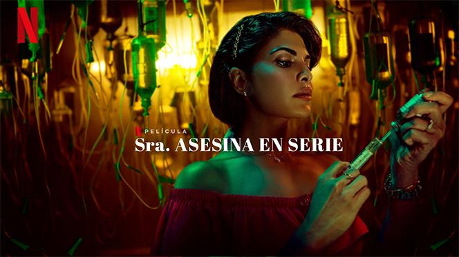 Sra. Asesina en serie (2020) Web-DL 720p Latino
