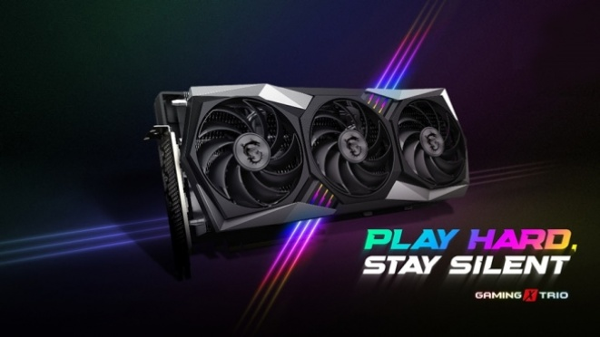 MSI Radeon RX 6900 XT Gaming X Trio graphics cards