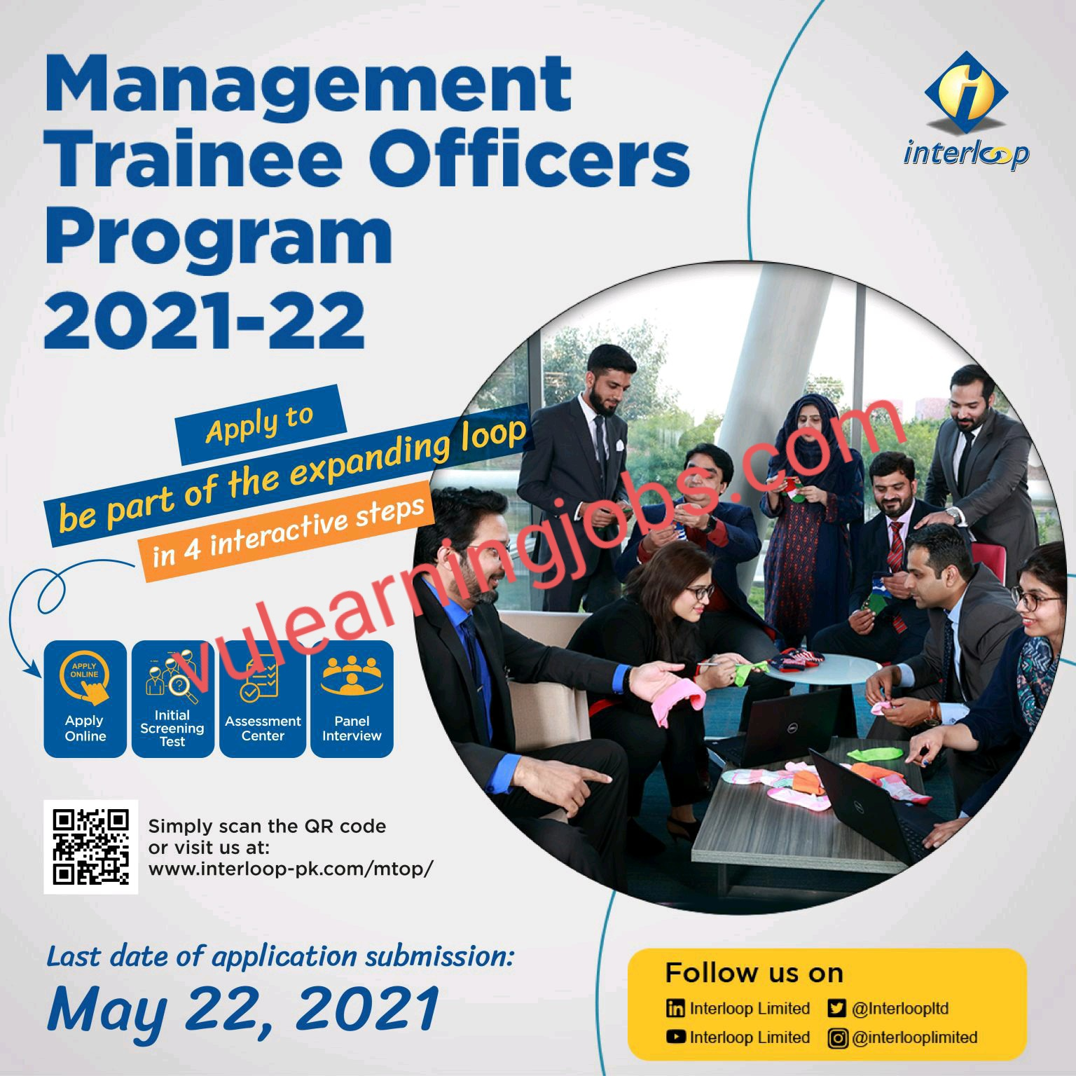 Interloop Limited Trainee Officers Jobs In Pakistan May 2021 Latest   Apply Now