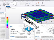 Download Trimble Tekla Structural Design Suite 2020 TSD v22.0 Tedds.v22.1