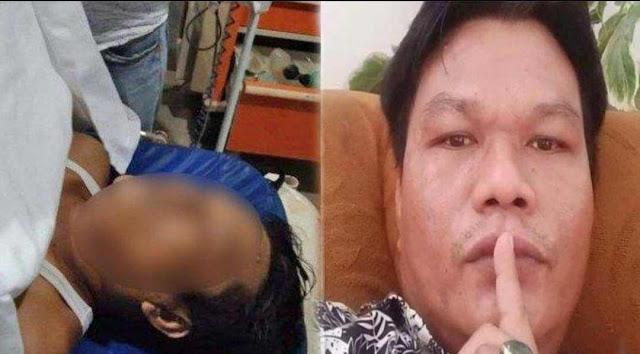 Pelaku Pembunuhan Wartawan bernama Mara Salim Harahap telah di Ringkus