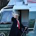 Trump ha dejado la Casa Blanca por última vez como presidente