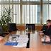 Ministar Radončić razgovarao sa gradonačelnikom Tuzle Jasminom Imamovićem o rješavanju migrantske krize