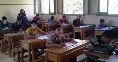 امتحانات استكمال دراسة التعليم الاساسي لطلاب الإعدادية