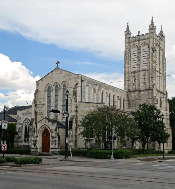 Trinity Episcopal Church in Midtown