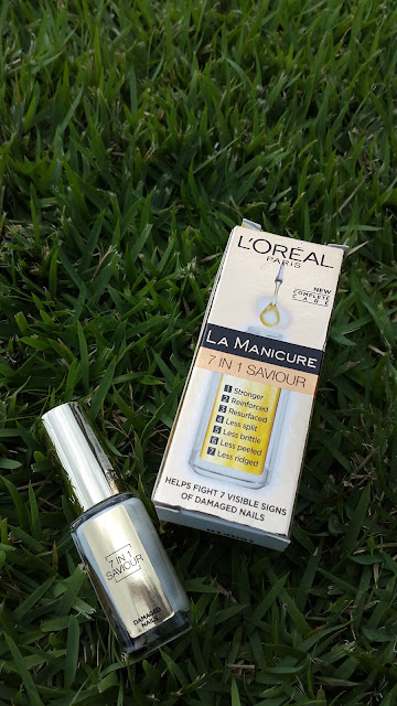 L'Oreal Paris New Complete Care La Manicure 7 In 1 Saviour - www.modenmakeup.com