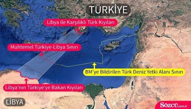 Grecia expulsa embajador libio por acuerdo con Turquia