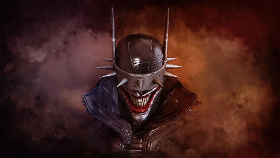 Batman Who Laughs, DC, Supervillain, 4K, #6.1306