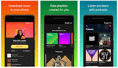 Yandex Music Mod Apk (V2020.05.1) + Plus Subscriptions Unlocked With No Ads