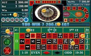 european roulette online free