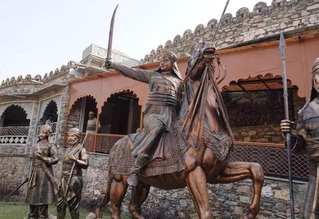 great warrior maharana pratap history in hindi