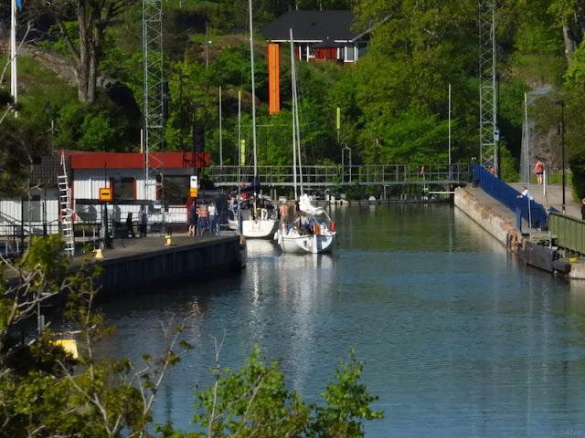 Sommar o båtar hör ihop!