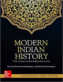 Modern Indian History for UPSC/PSC Preli & Mains