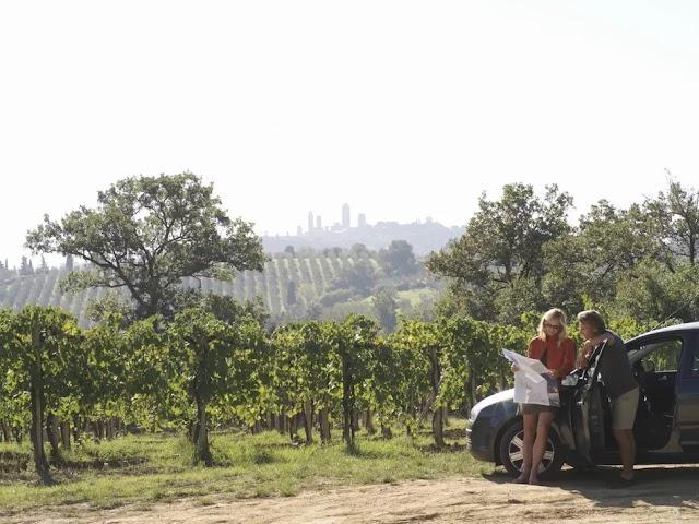 Getting Around Tuscany