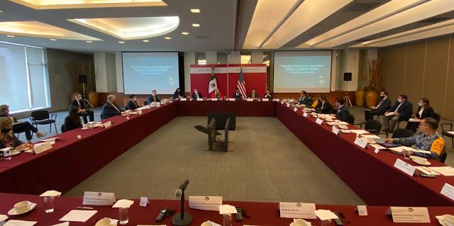 Autoridades de México se reúnen con funcionarios de la DEA